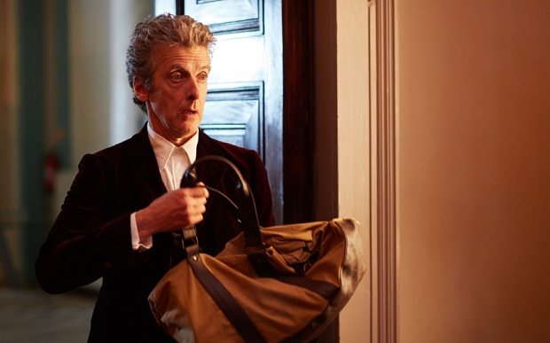 Doctor Who: Peter Capaldi interpreta il Dottore in The Husbands of River Song