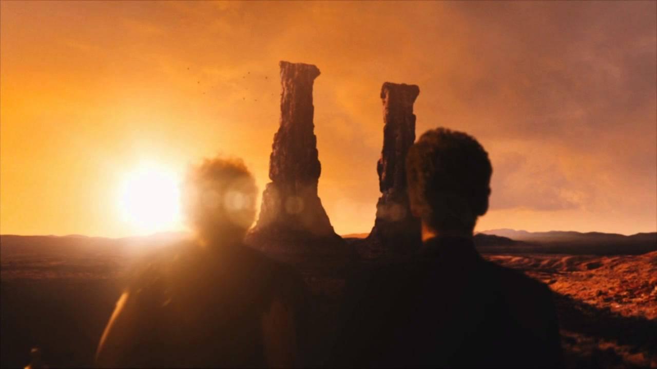 Doctor Who: una suggestiva immagine dell'episodio The Husbands of River Song
