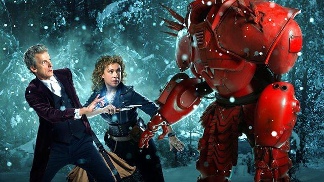 Doctor Who: la foto promozionale dello speciale natalizio intitolato The Husbands of River Song