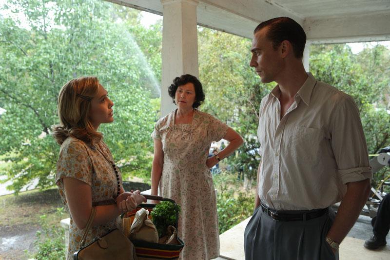 I Saw The Light: Tom Hiddleston e Elizabeth Olsen hanno un'accesa discussione