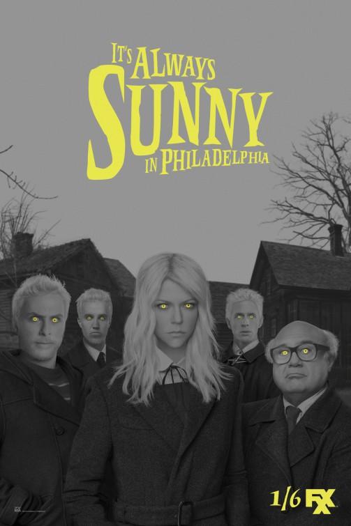 C'è sempre il sole a Philadelphia: un nuovo poster per la serie