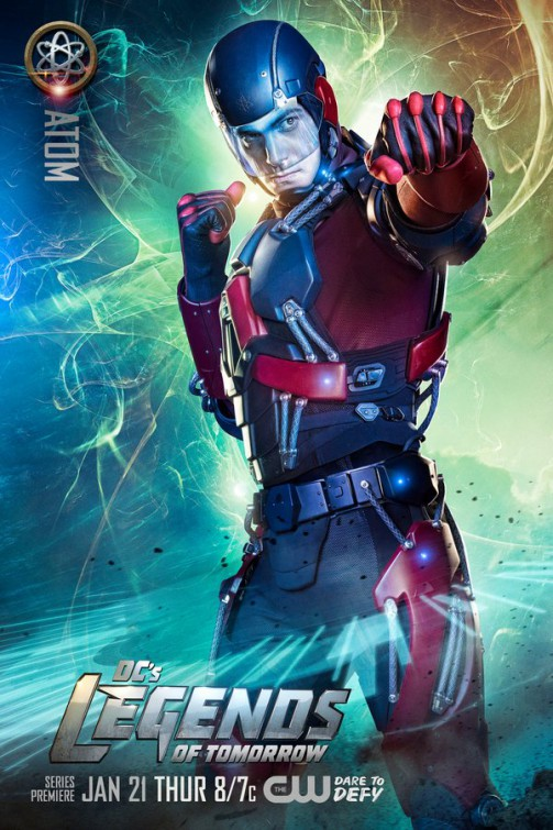 Legends of Tomorrow: il character poster di Brandon Routh