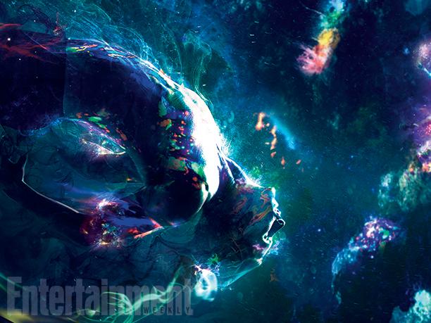 Doctor Strange: uno dei concept art del film Marvel
