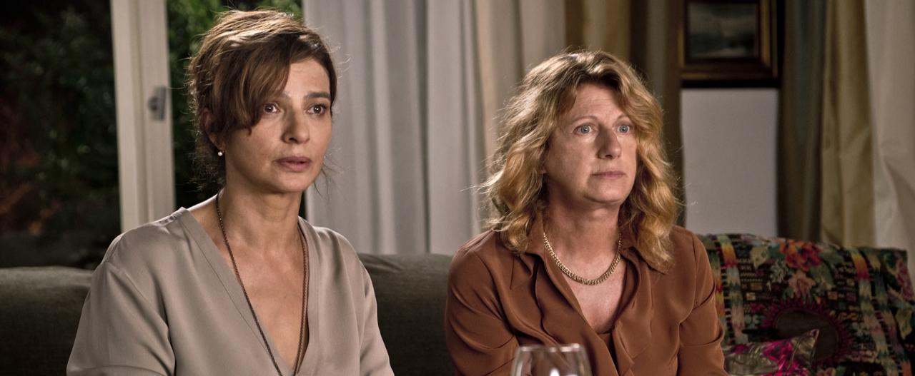 Assolo: Laura Morante e Angela Finocchiaro in una scena del film