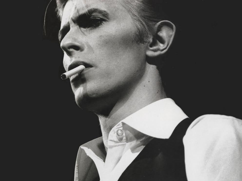 Un bellissimo ritratto di David Bowie