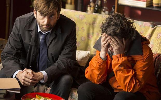 Broadchurch: David Tennant e Olivia Colman nella seconda stagione