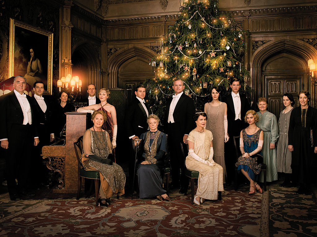 Downton Abbey: stagione 5