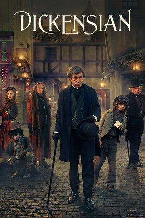 Dickensian: un poster per la serie