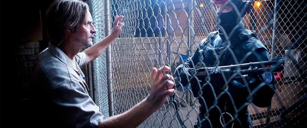 Colony: il protagonista Josh Holloway in una foto del pilot