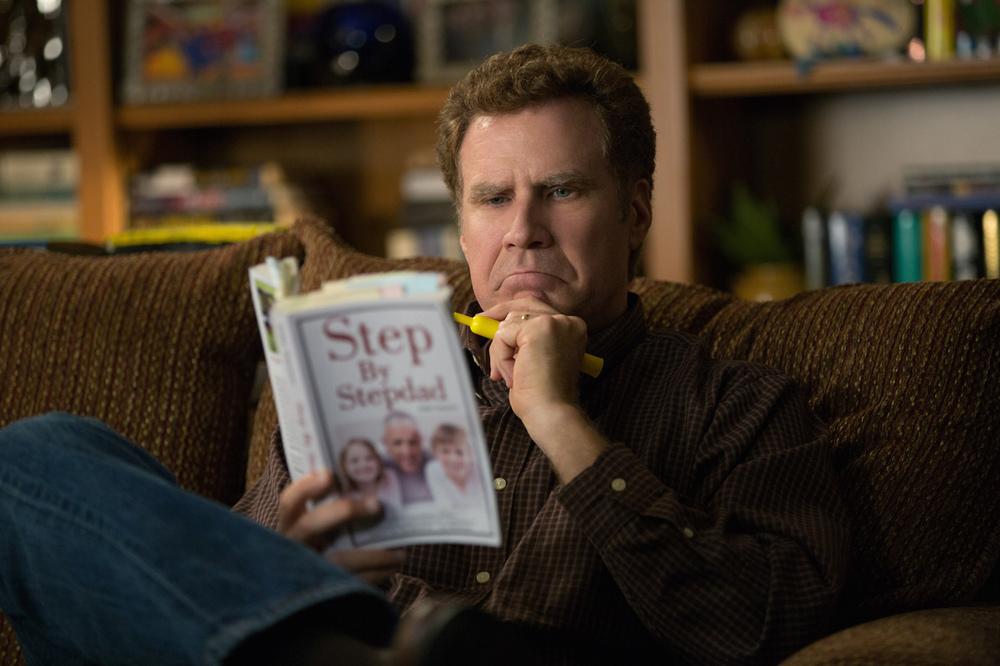 Daddy's Home: Will Ferrell in una scena del film