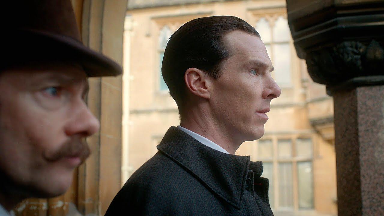 Sherlock - L'abominevole sposa: i profili di Benedict Cumberbatch e Martin Freeman