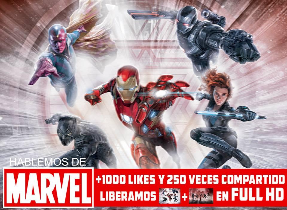 Captain America: Civil War - Un'immagine promozionale del film