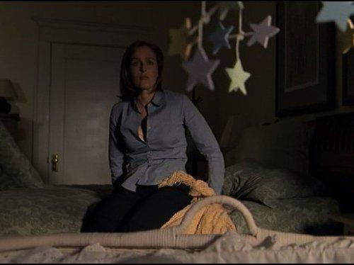 X-Files: Gillian Anderson in Niente da segnalare