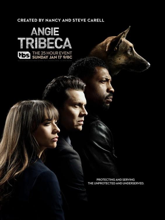 Angie Tribeca: il poster della serie