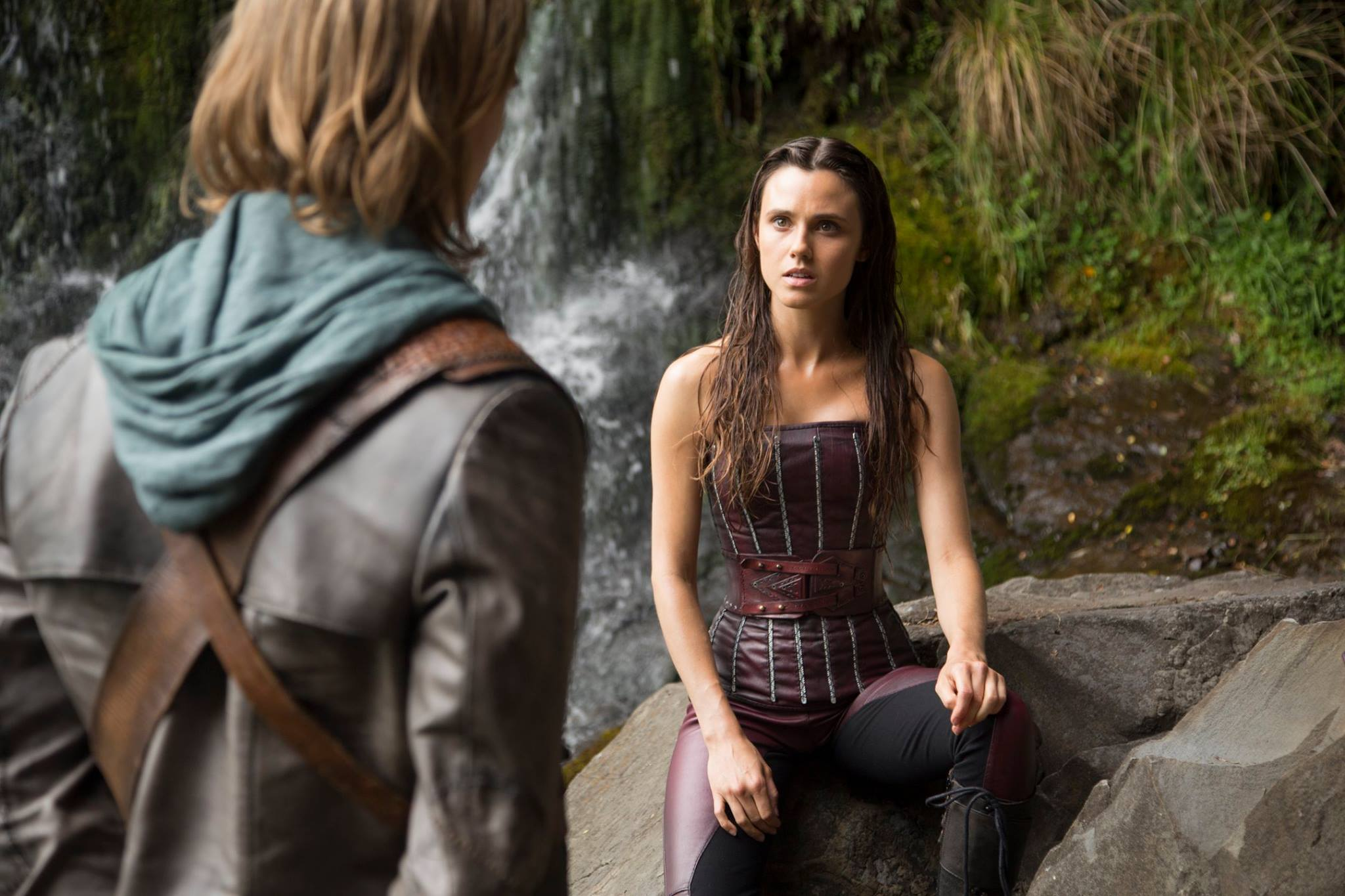 The Shannara Chronicles: l'attrice Poppy Drayton interpreta Amberle