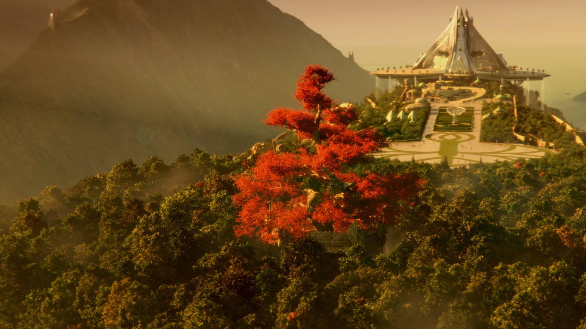The Shannara Chronicles: un suggestivo paesaggio