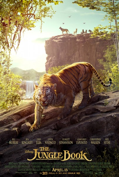 The Jungle Book: la nuova locandina