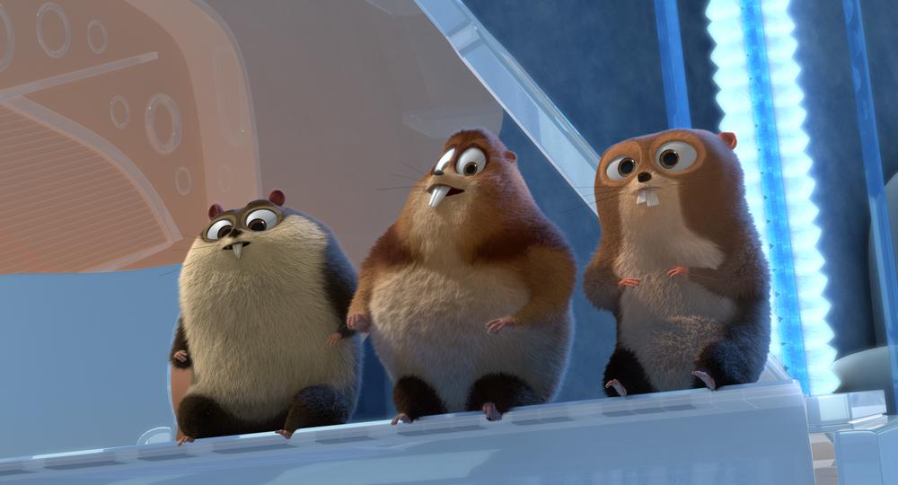 Il viaggio di Norm: un'immagine tratta dal film di animazione