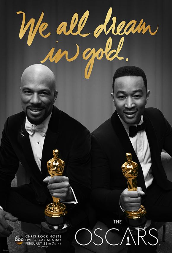 Oscar: una delle locandine dell'88esima edizione