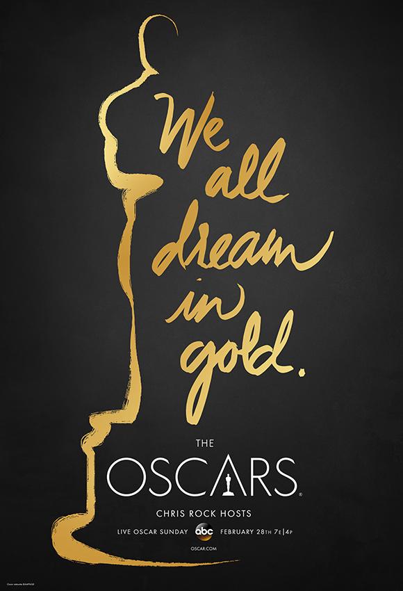 Oscar: uno dei poster dell'88esima edizione