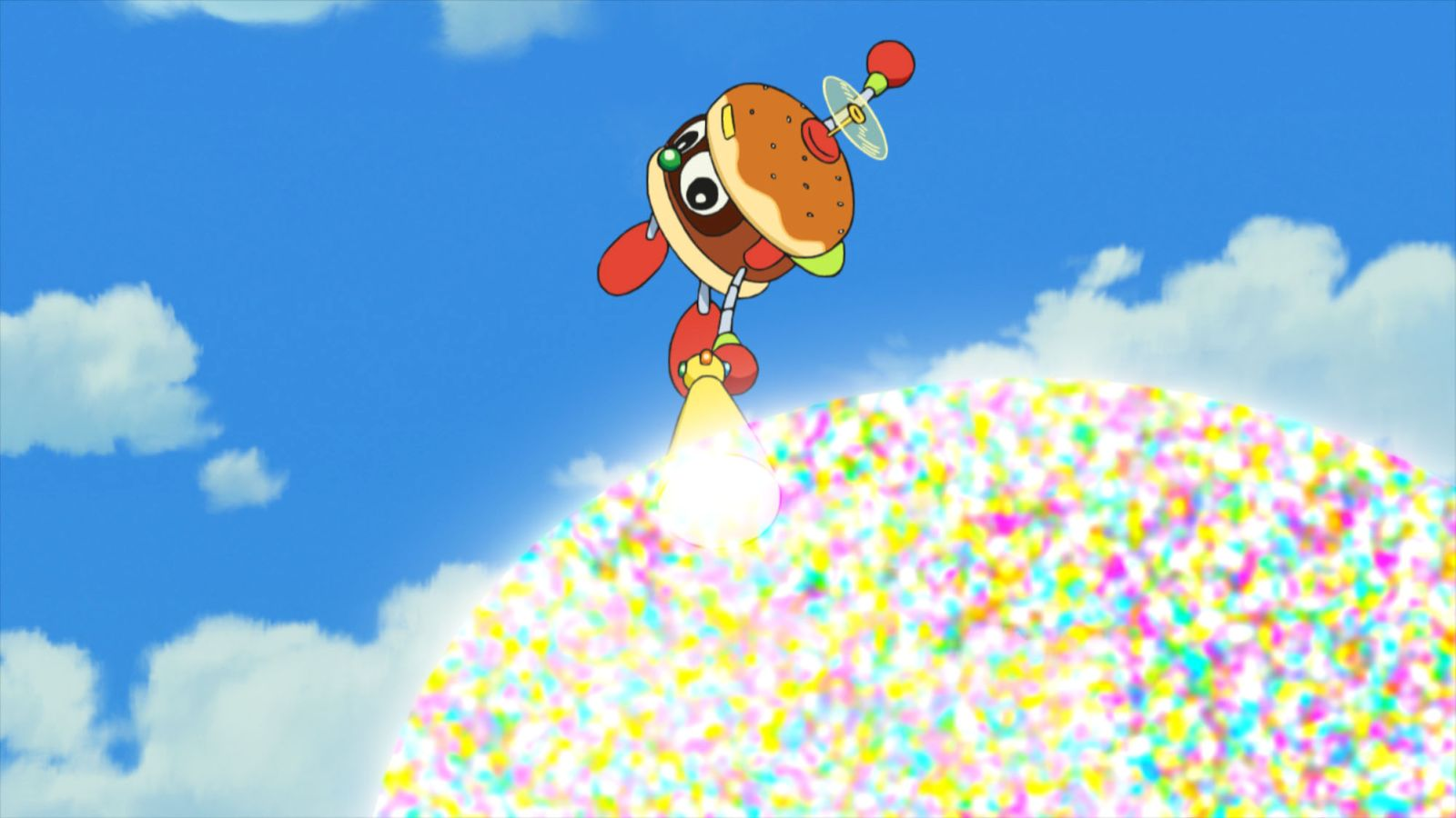 Doraemon il film: Nobita e gli eroi dello spazio, un'immagine del film d'animazione