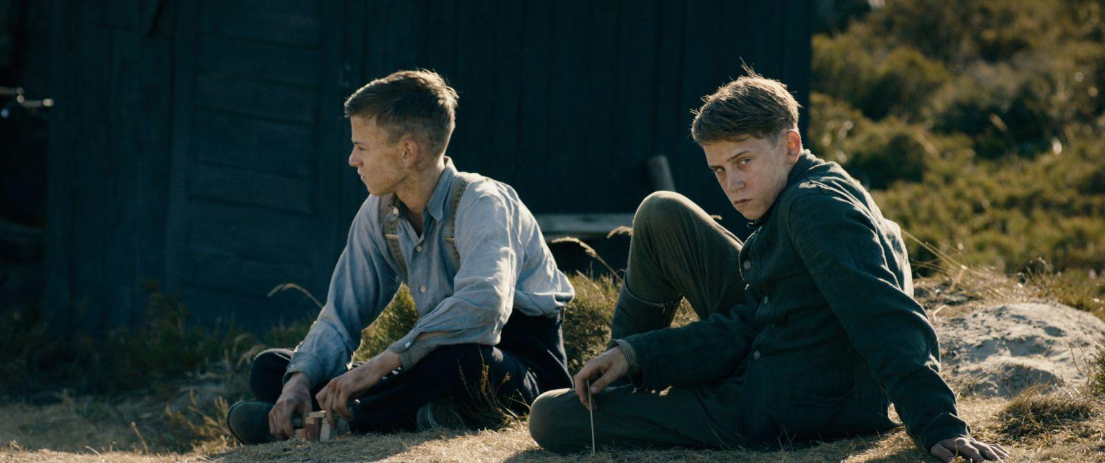 Land of Mine: una scena del film danese