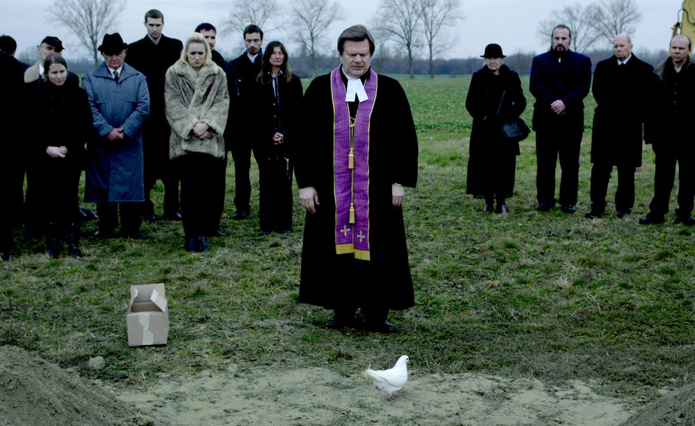 Mózes, il pesce e la colomba: una scena del film ungherese