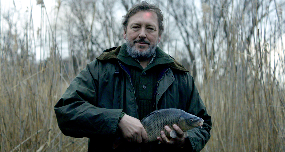 Mózes, il pesce e la colomba: László Gálffi in una scena del film