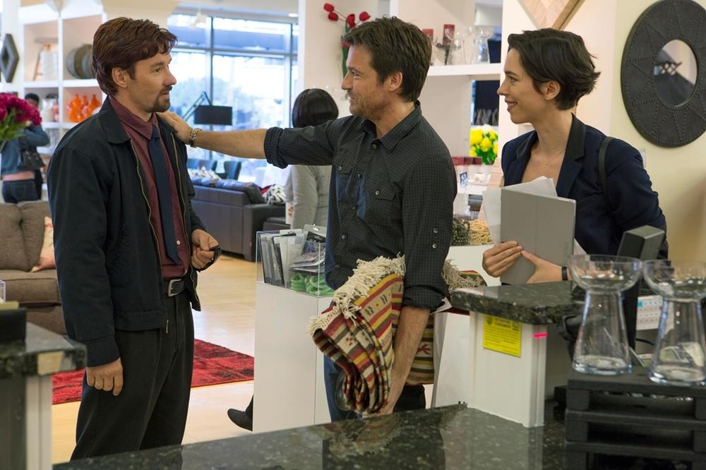 Regali da uno sconosciuto - The Gift: Rebecca Hall, Jason Bateman e Joel Edgerton in una scena del film