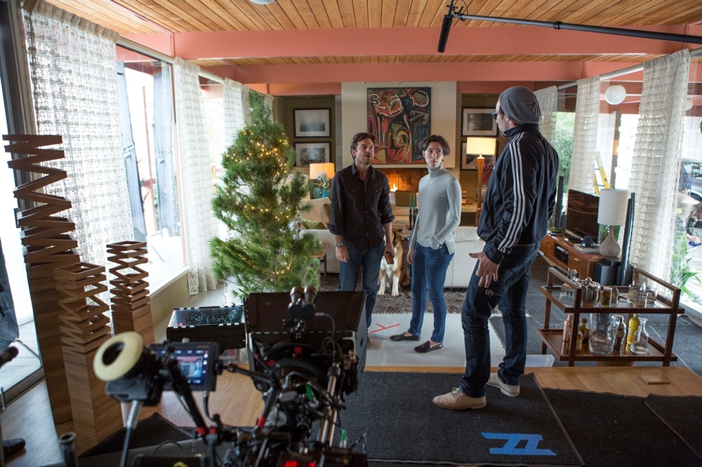 Regali da uno sconosciuto - The Gift: Rebecca Hall, Jason Bateman e Joel Edgerton sul set
