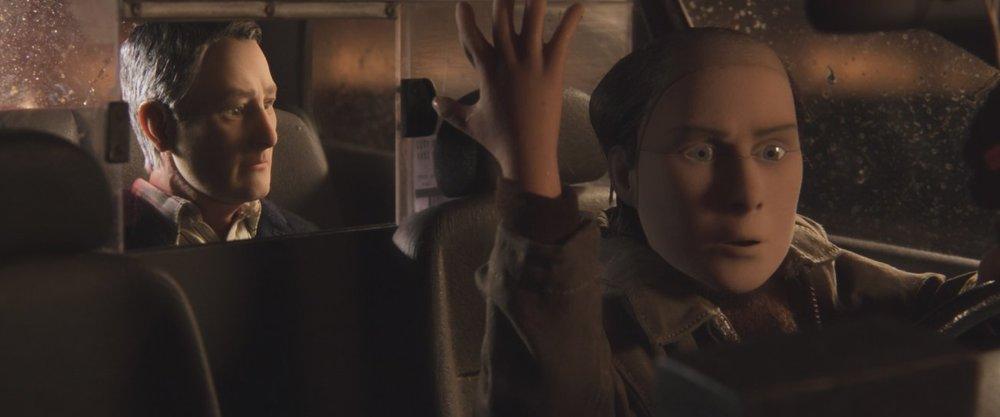 Anomalisa: un'immagine tratta dal film di animazione