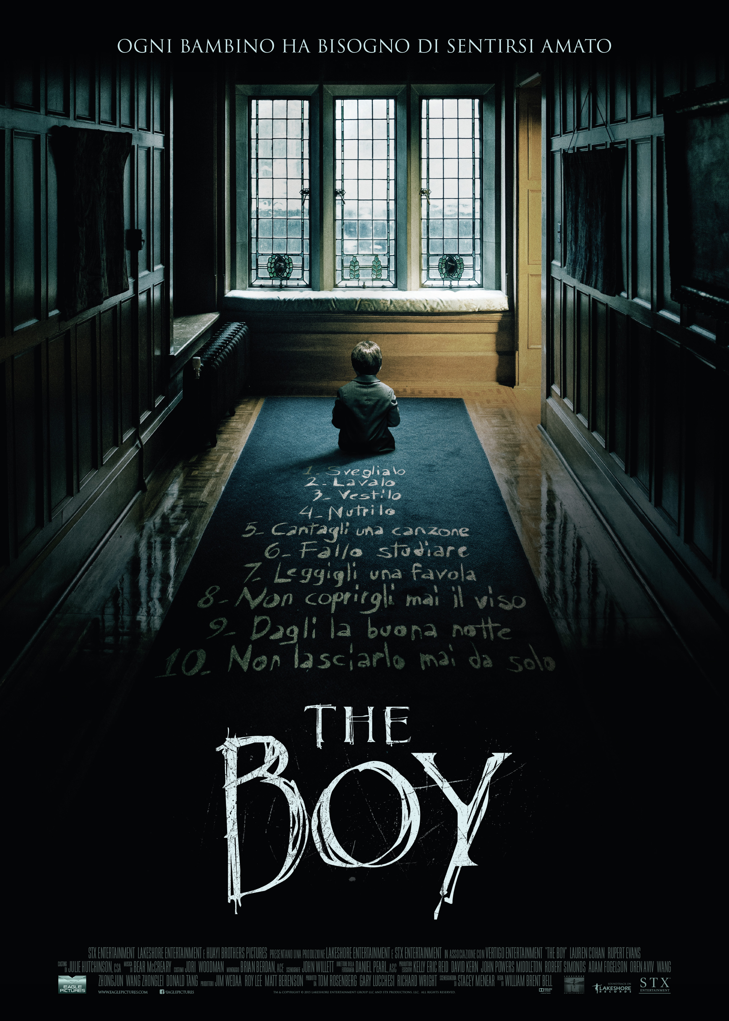 Locandina di The Boy