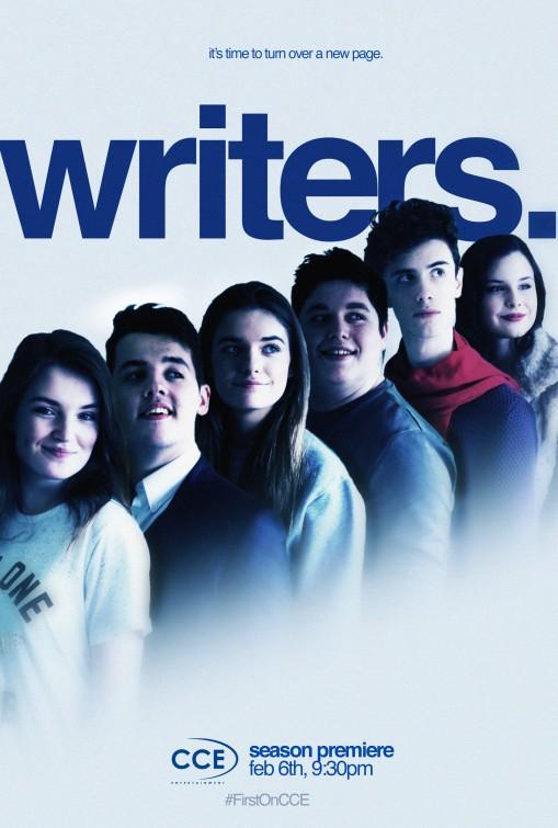 Writers: la locandina della serie