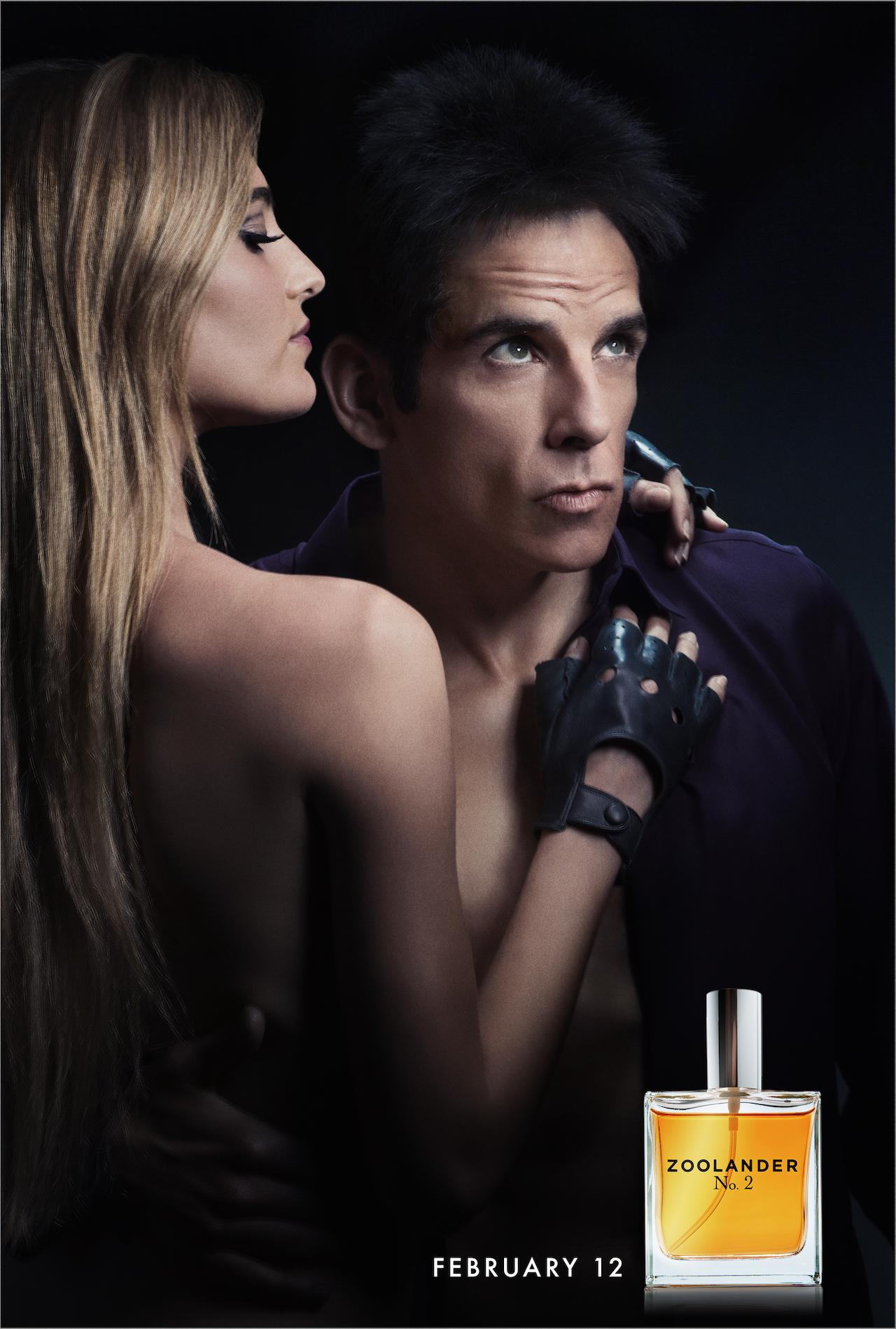 Zoolander 2: Ben Stiller in un nuovo poster del film