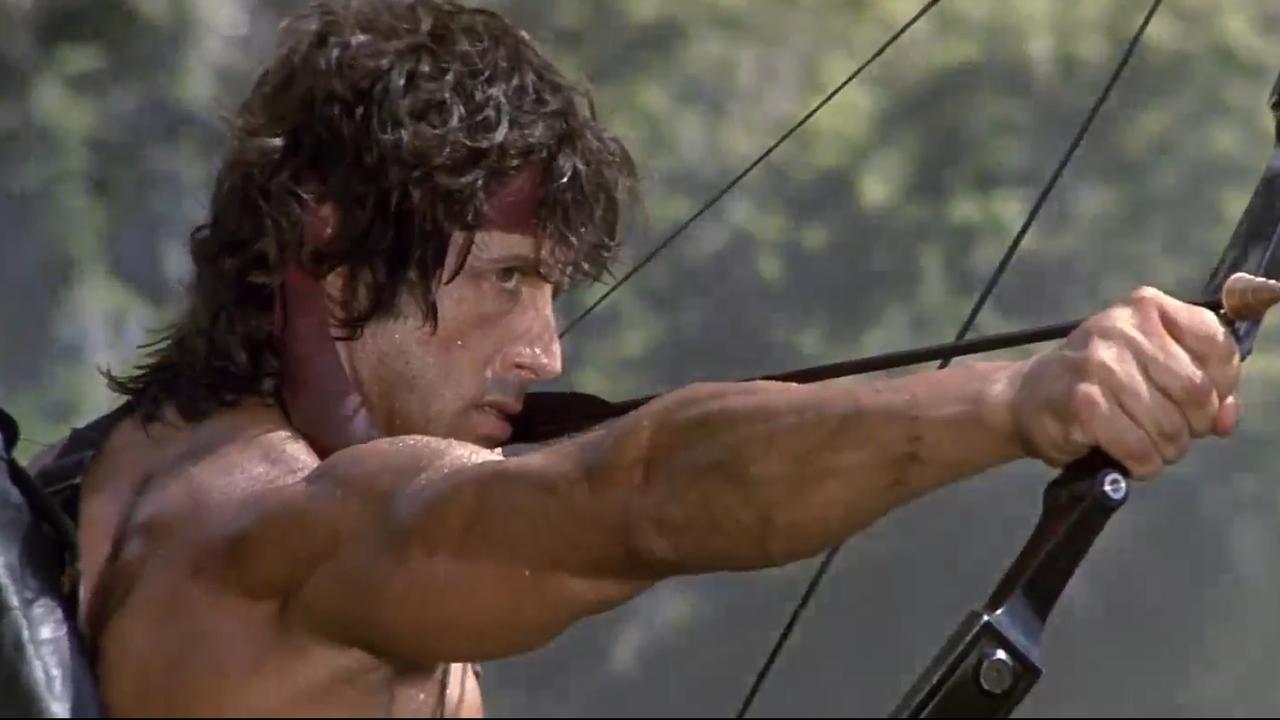 Rambo 2 - La vendetta - Un'immagine di Sylvester Stallone