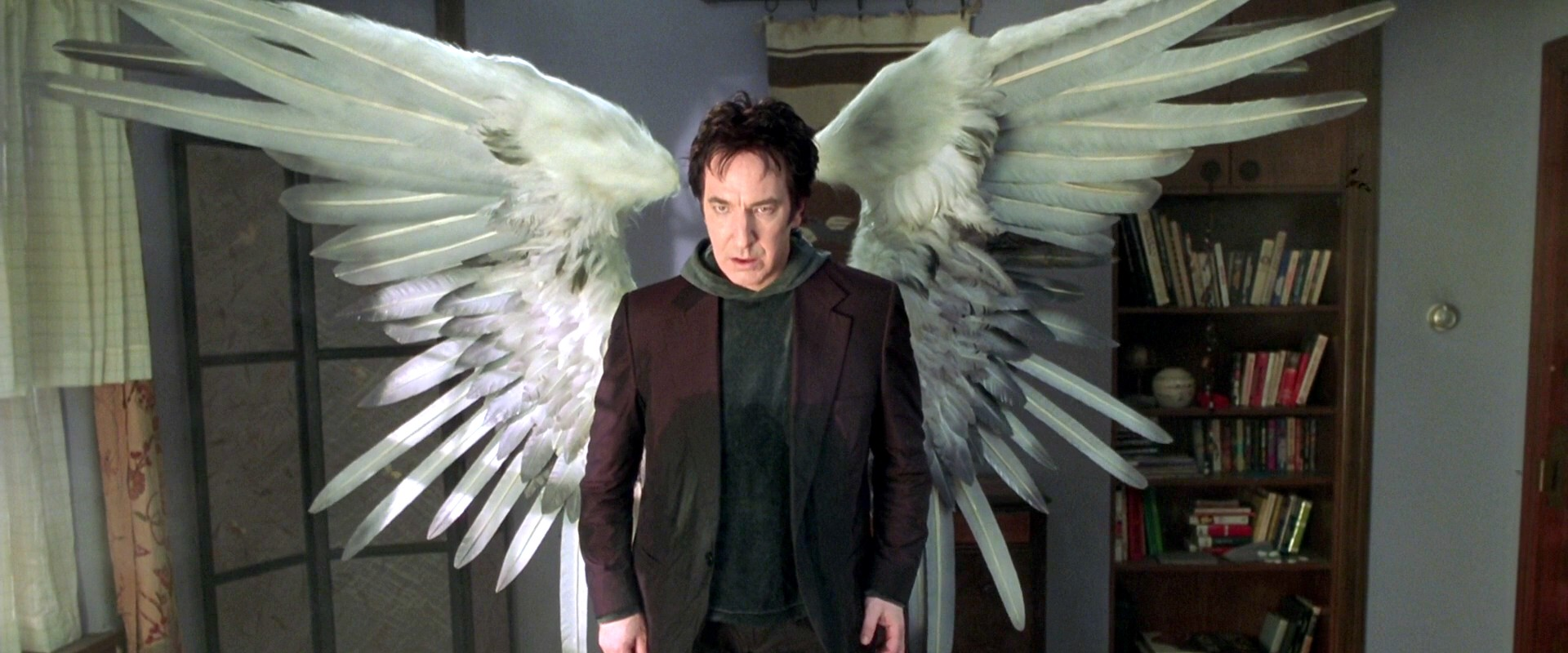 Alan Rickman in Dogma