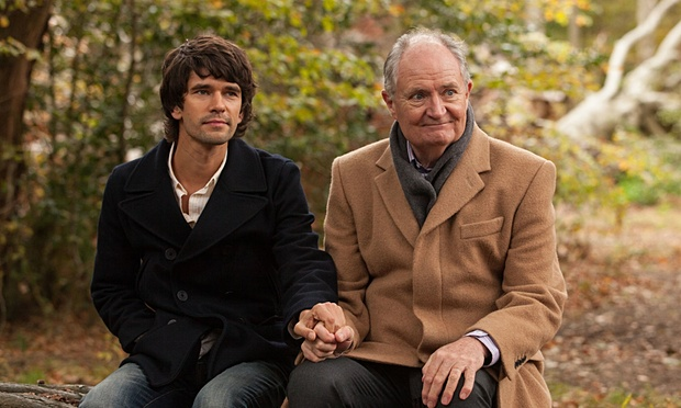 London Spy: Ben Whishaw e Jim Broadbent in una foto della serie