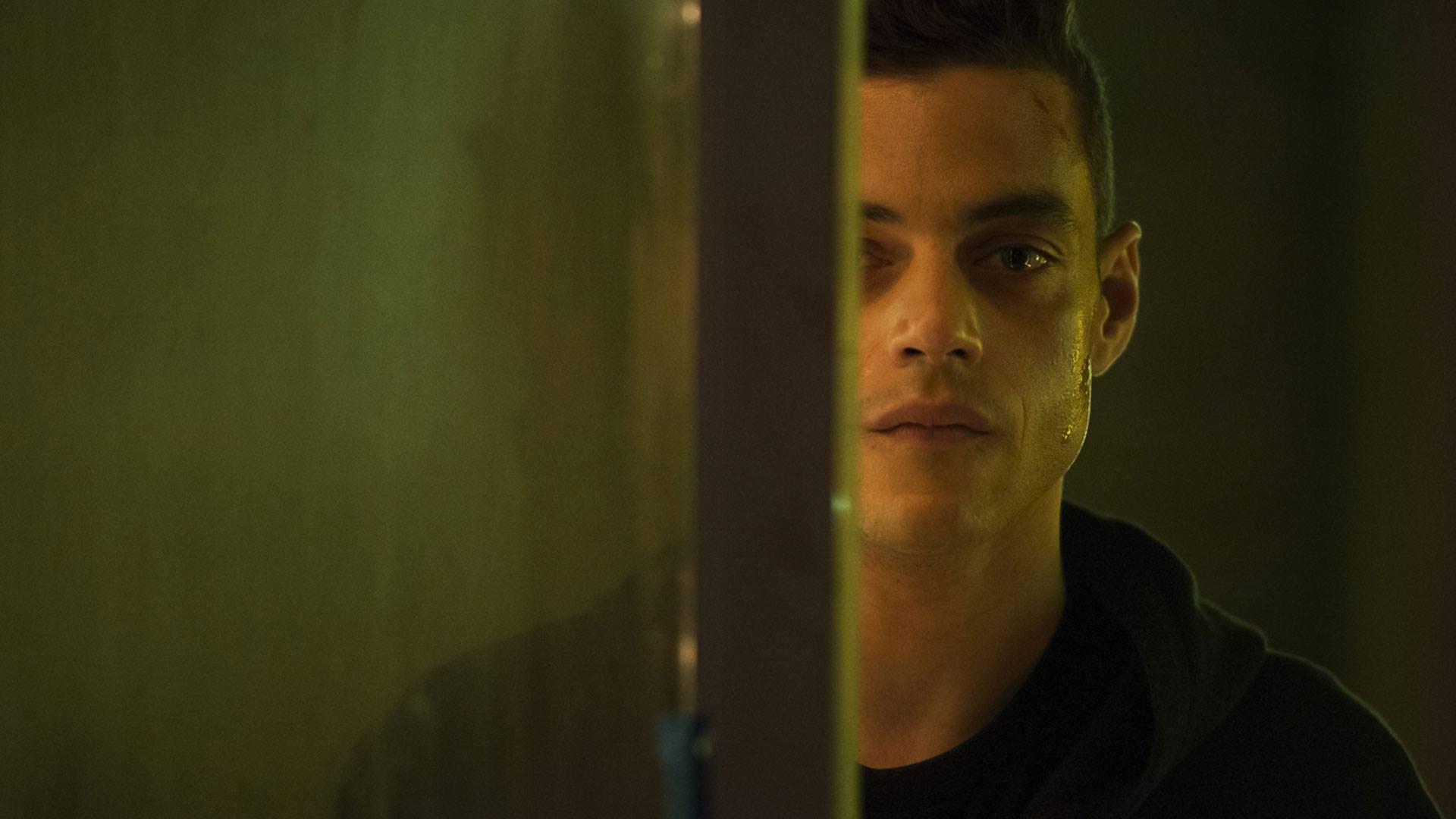 Mr. Robot: l'attore Rami Malek interpreta Elliot