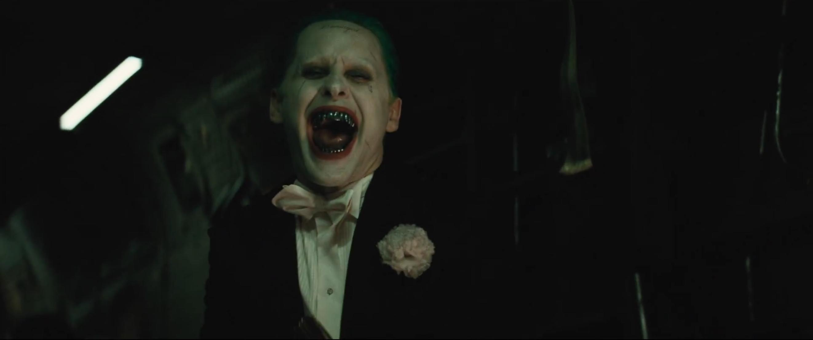 Suicide Squad: il Joker nel nuovo trailer del film