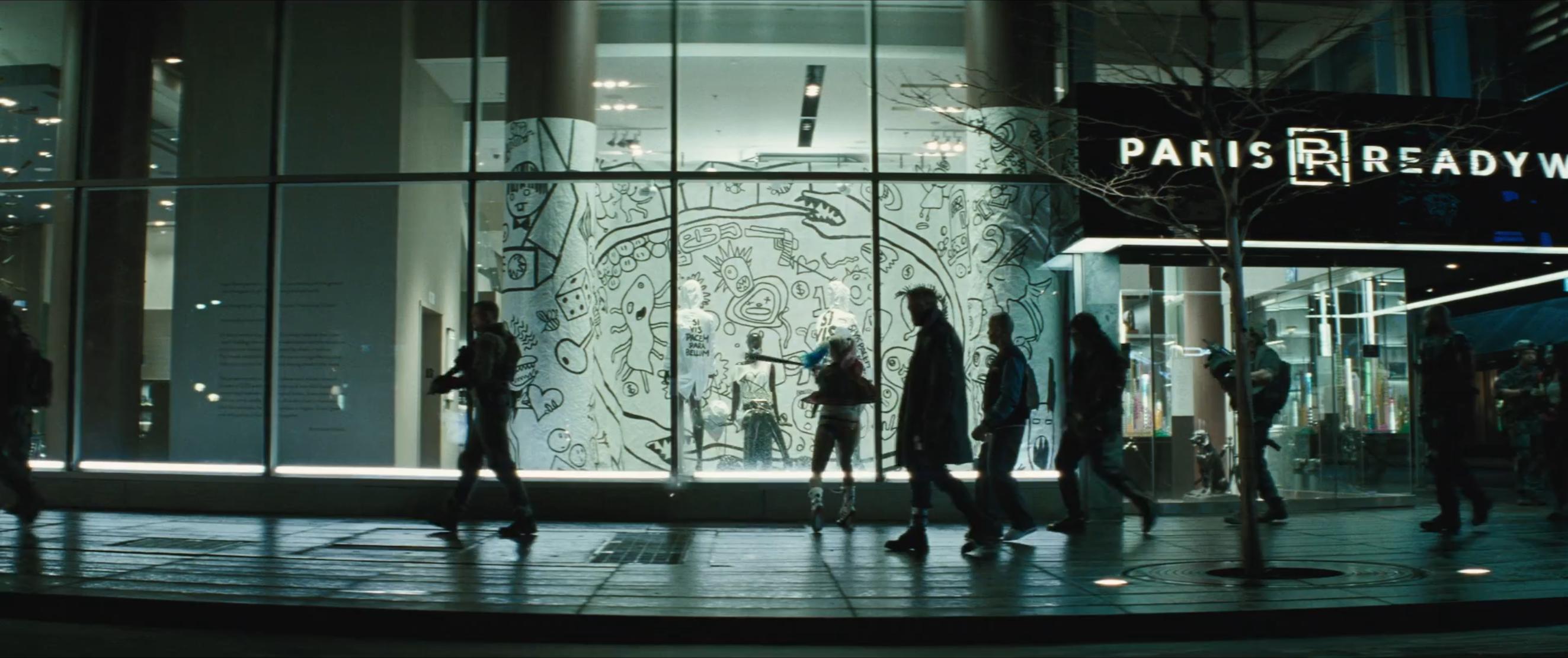 Suicide Squad: il furto della borsetta da parte di Harley Quinn nel nuovo trailer del film