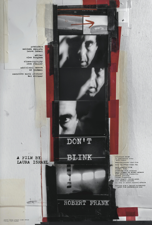 Locandina di Don't Blink - Robert Frank