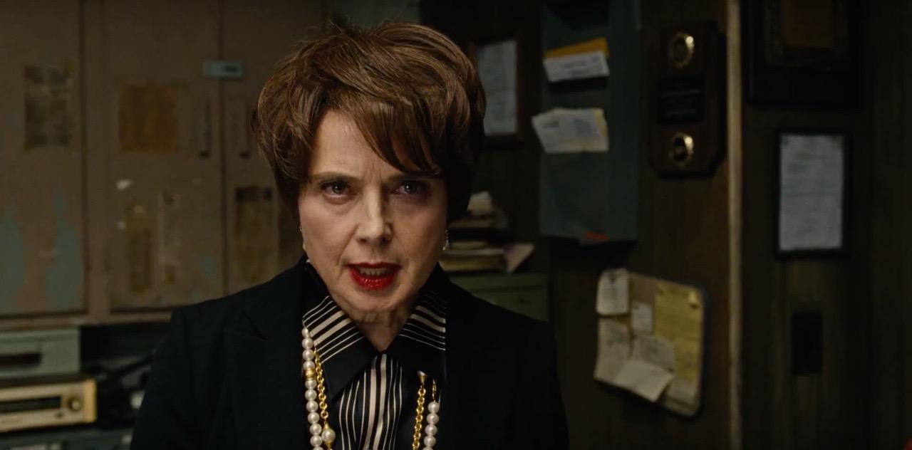 Joy: Isabella Rossellini in una scena del film