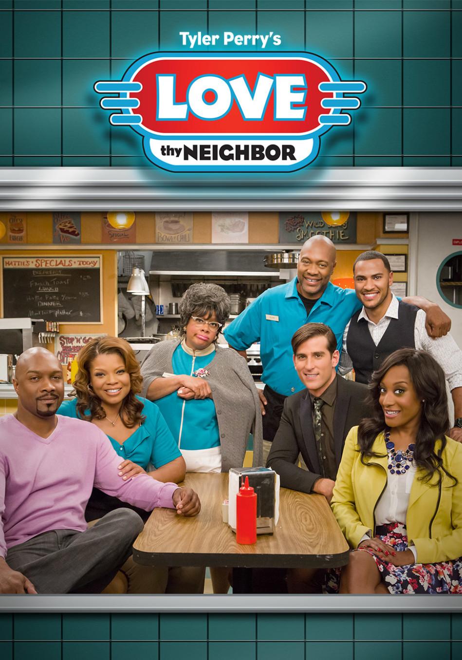 Love Thy Neighbor: la locandina della serie