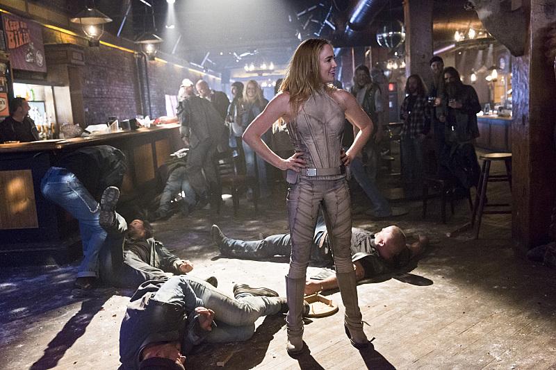 Legends of Tomorrow: l'attrice Caity Lotz interpreta White Canary