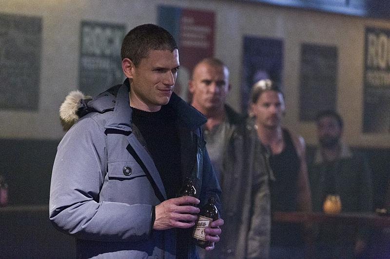 Legends of Tomorrow: Wentworth Miller interpreta Captain Cold