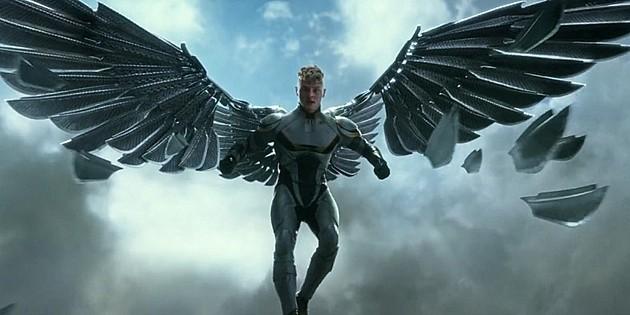 X-Men: Apocalypse - Benjamin Hardy nei panni di Angel