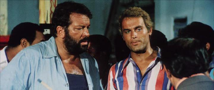 Bud Spencer e Terence Hill in Più forte ragazzi!