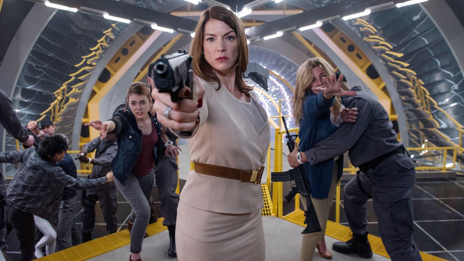Heroes Reborn: Rya Kihlstedt è Erica nella puntata Project Reborn
