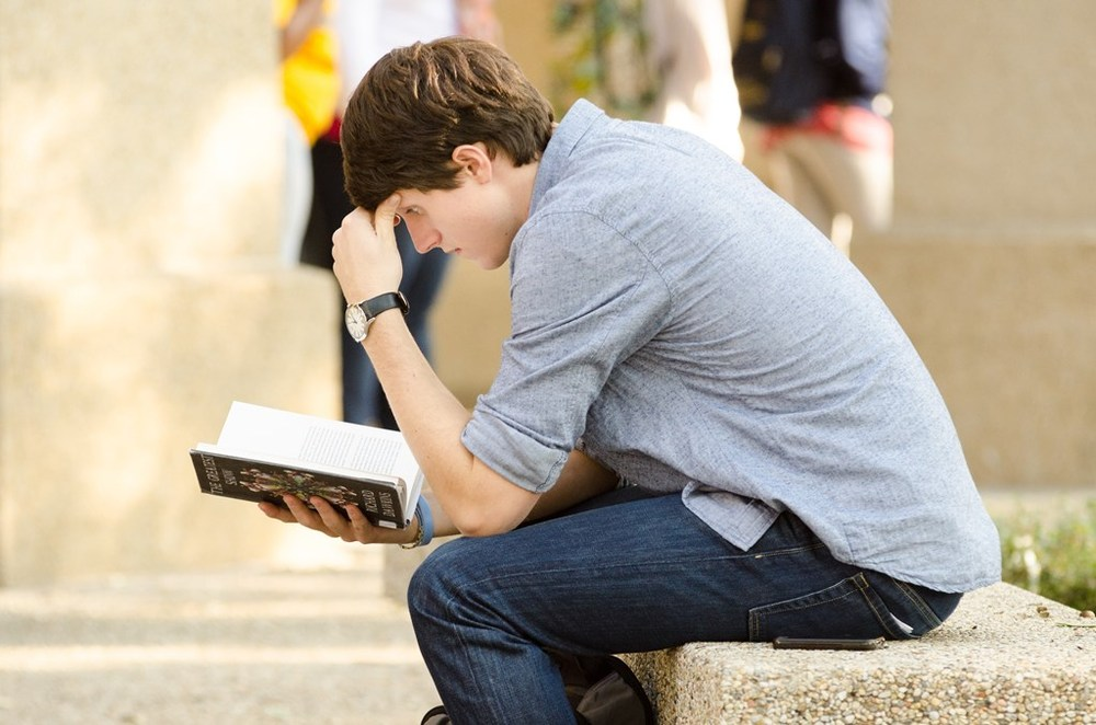 God's Not Dead: Shane Harper in una scena del film