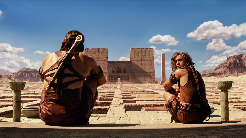 Gods of Egypt: Brenton Thwaites si volta all'improvviso